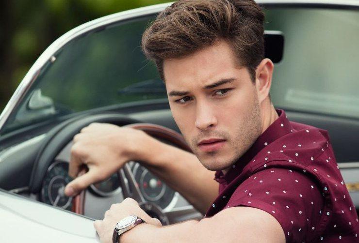 Francisco Lachowski, modello brasiliano - Fonte: Instagram
