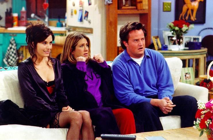 Friends, cast.