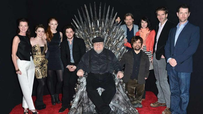 Game of Thrones, cast della serie - Fonte: Getty Images
