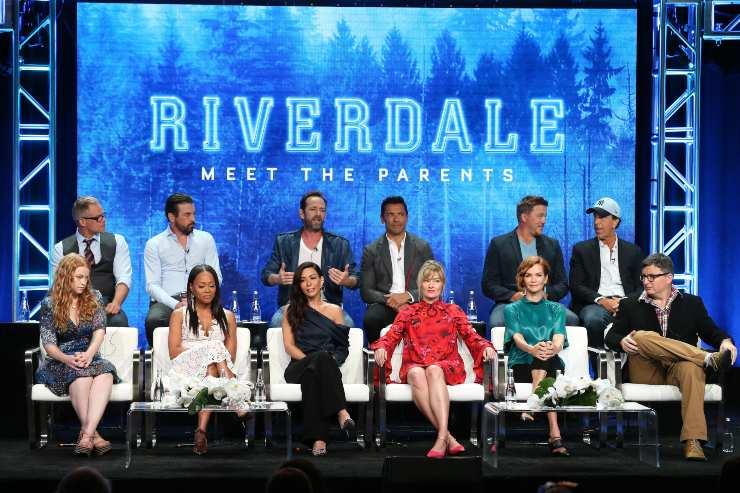 Il cast di Riverdale - fonte Gettyimages