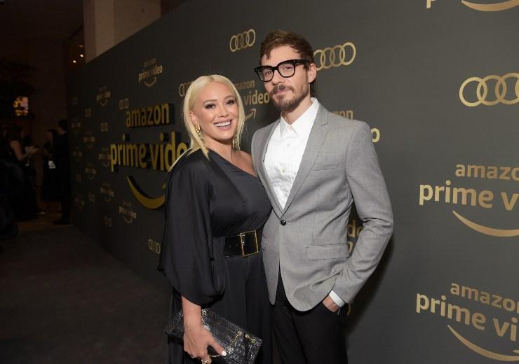 Hilary Duff e suo marito