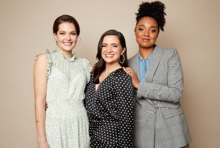 The Bold Type. Cast