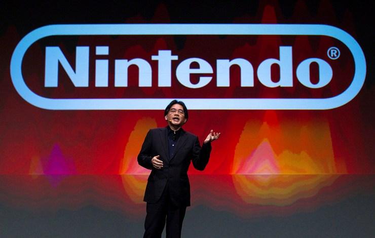 Nintendo Boss - fonte Gettyimages