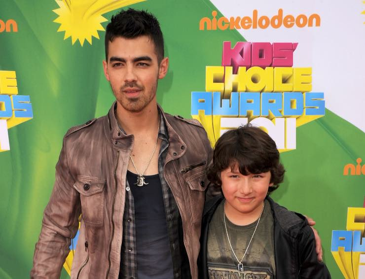 Joe e Frankie Jonas, Fonte: Getty Images