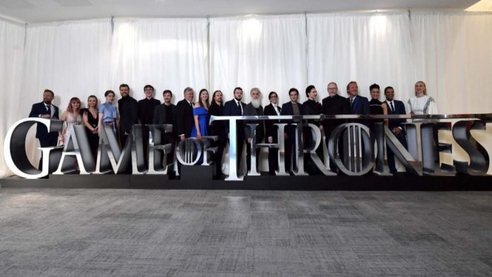 Game of Thrones cast - fonte Gettyimages
