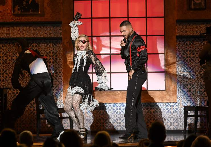 Madonna ai Billboard Music Awards, Fonte: Getty Images