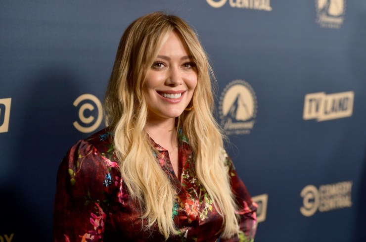 Hilary Duff - fonte Gettyimages