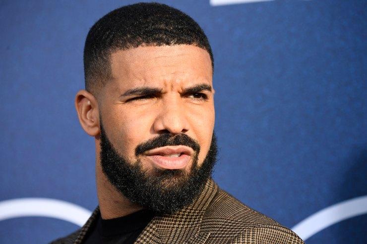 Drake in Spiral. Fonte: Getty