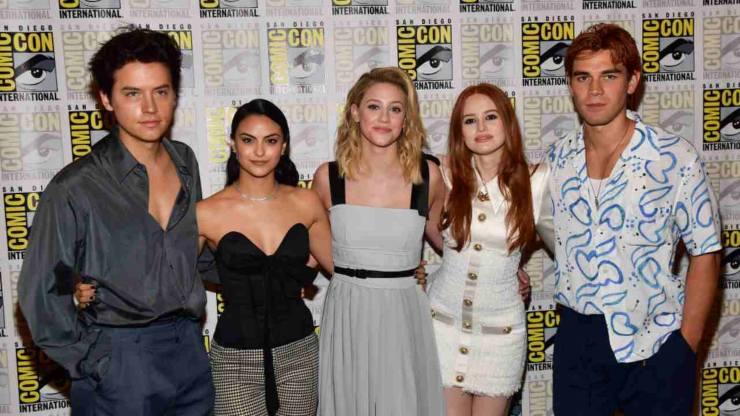 Riverdale cast - fonte Gettyimages