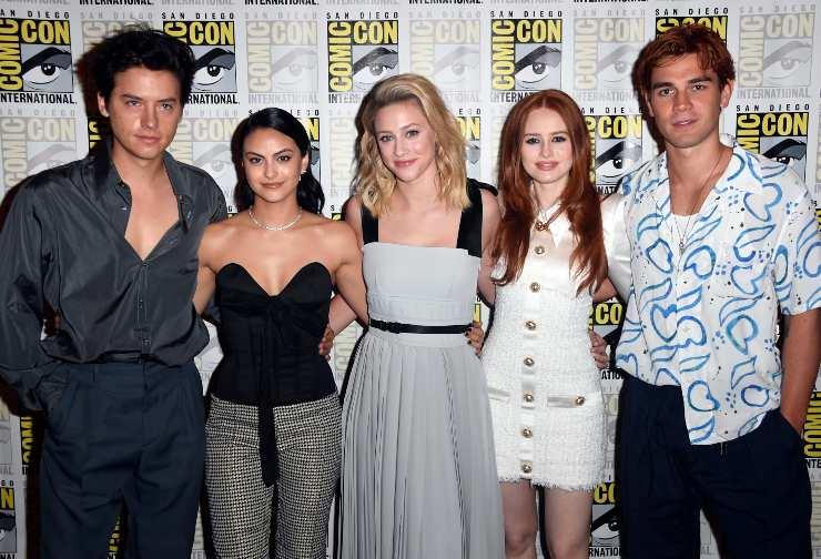 Cast di Riverdale - fonte Gettyimages