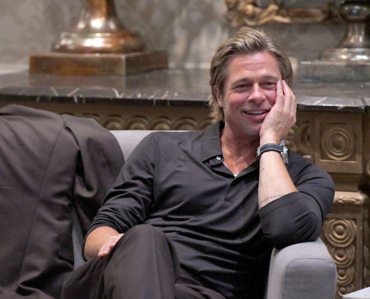 Brad Pitt. Fonte: Getty