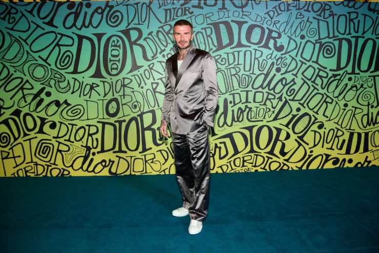 David Beckham - fonte Gettyimages