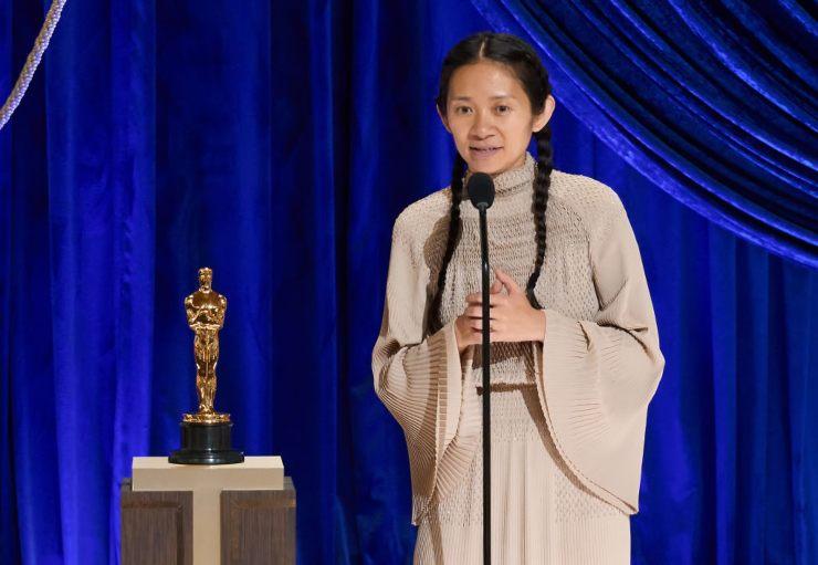 Chloé Zhao miglior regista Oscar 2021 - fonte Gettyimages