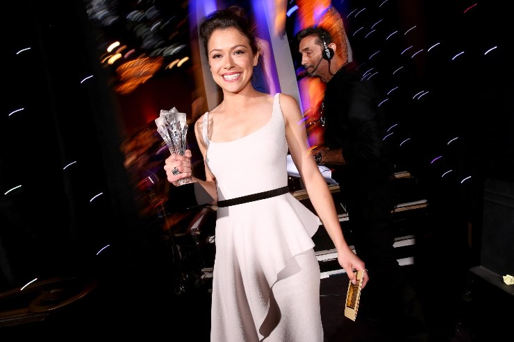 Tatiana Maslany, Fonte: Getty Images