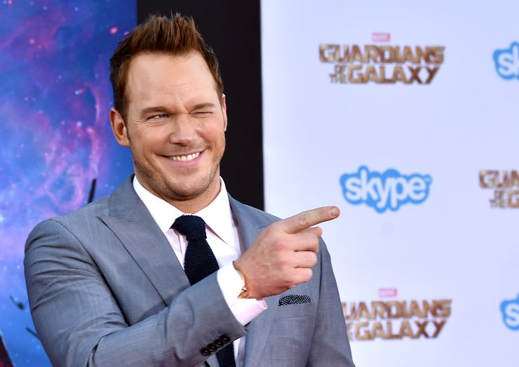 Chris Pratt, Fonte: Getty Images