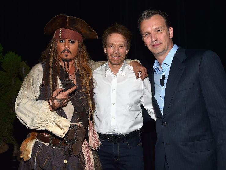Pirati dei Caraibi - fonte Gettyimages
