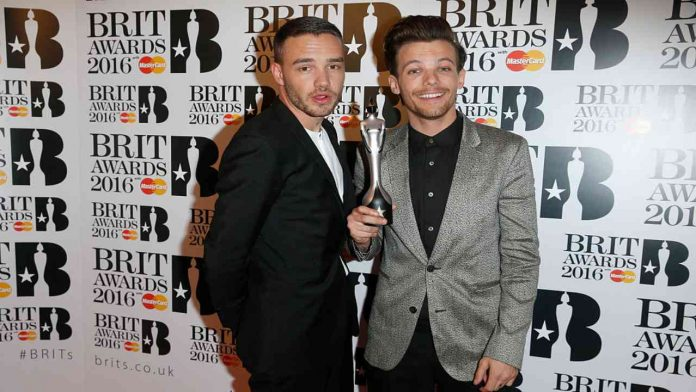 Louis Tomlinson and Liam Payne - fonte Gettyimages