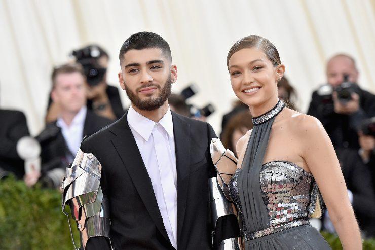 Zayn e Gigi - fonte Gettyimages