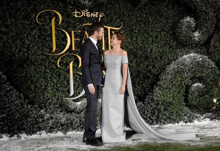 Emma Watson Permier la Bella e la bestia - fonte Gettyimages