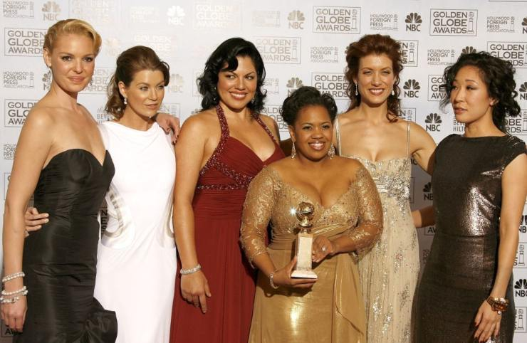 Grey's Anatomy - fonte Gettyimages