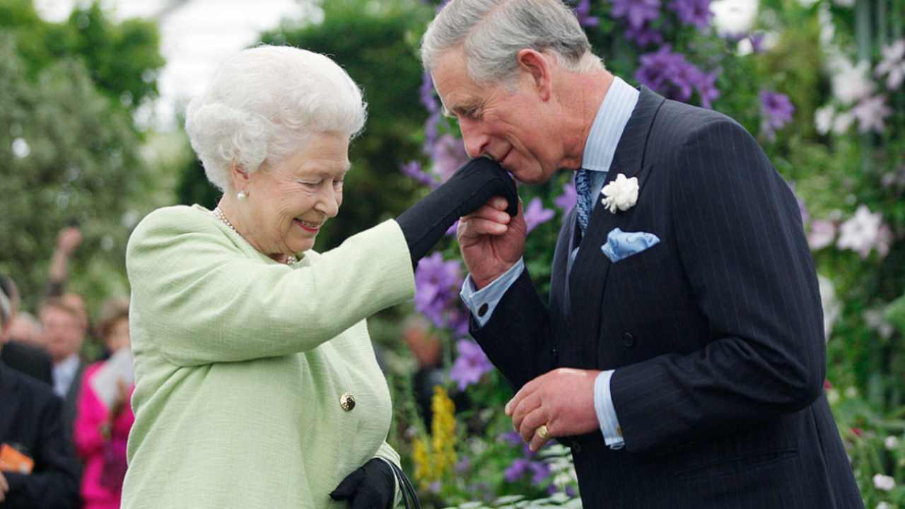 Queen Elizabeth e Philip - fonte Gettyimages