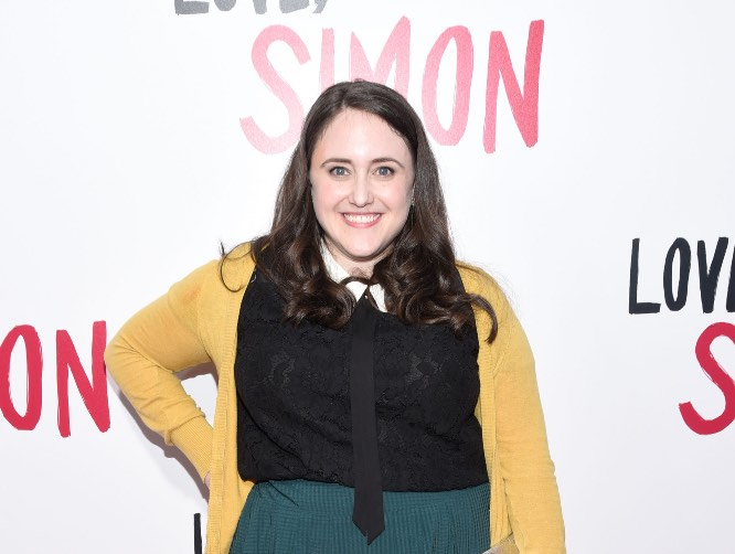 Becky Albertalli, Fonte: Getty Images