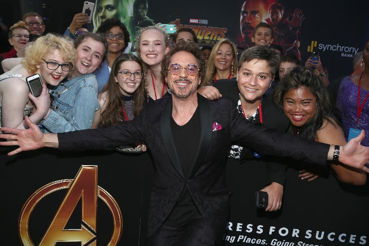 Avengers Infinity War, Fonte: Getty Images