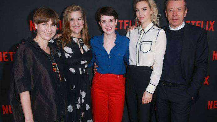 The Crown Cast - fonte Gettyimages