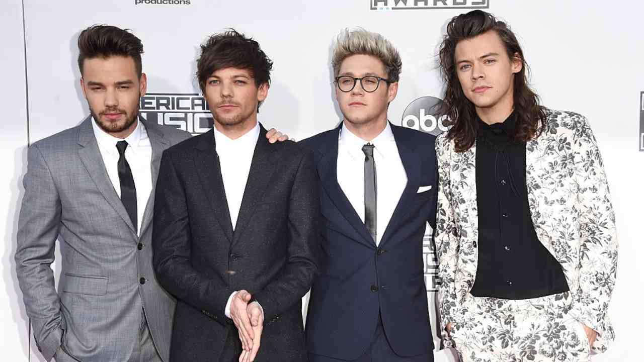 Gli ex-membri degli One Direction