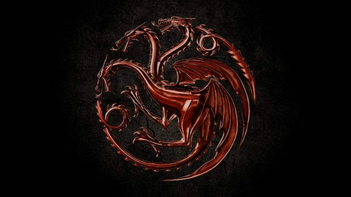 House of the Dragon, logo - Fonte: Instagram