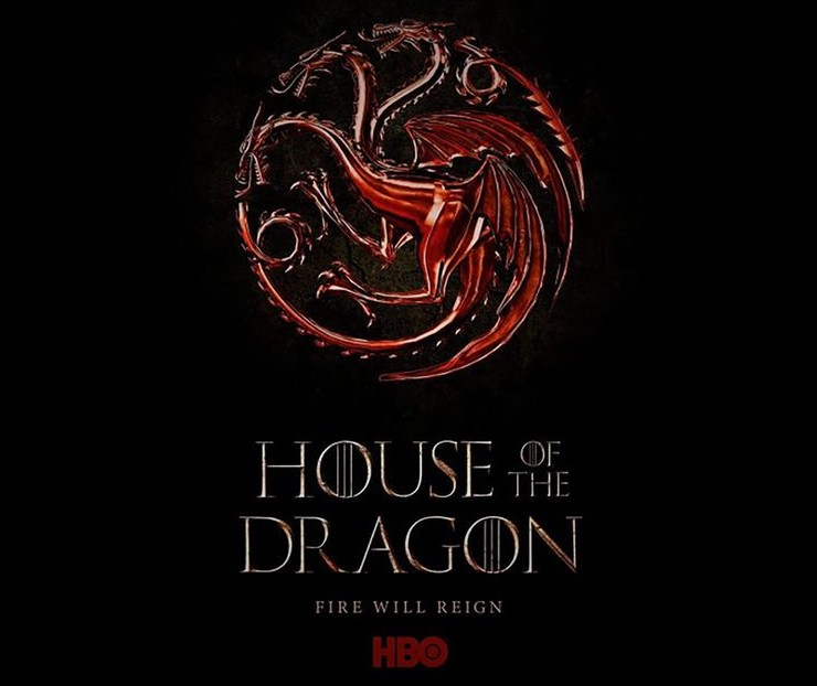 House of the Dragon uscita - Fonte: Instagram