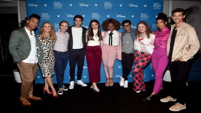 High School Musical: The Musical: La serie, il cast - Fonte: Getty Images