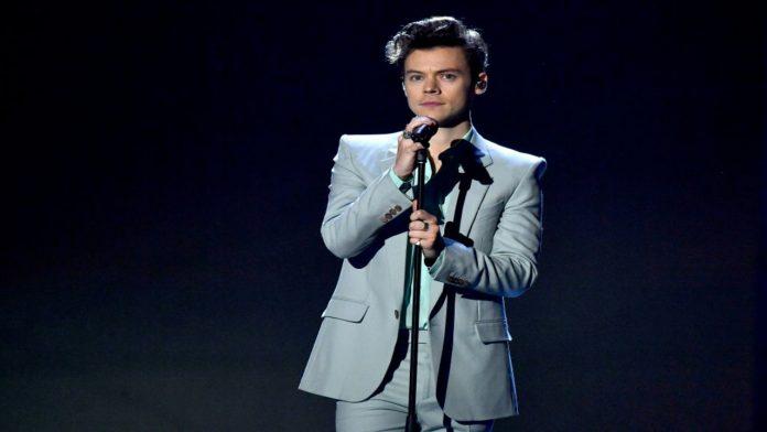 Harry Styles, cantautore britannico - fonte Getty images