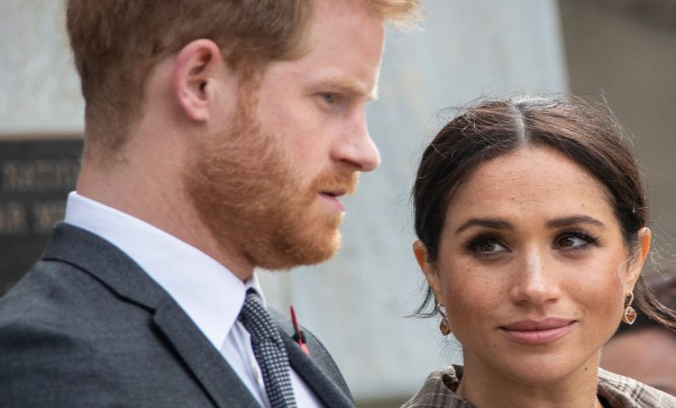 Principe Harry e Meghan Markle - Fonte: Getty Images