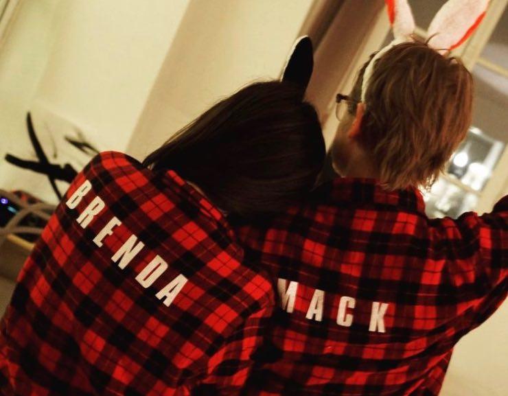 Macaulay Culkin e Brenda Song, Fonte: Instagram