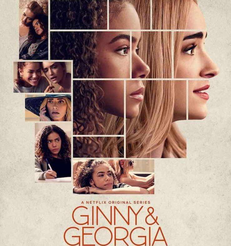 Ginny e Georgia copertina
