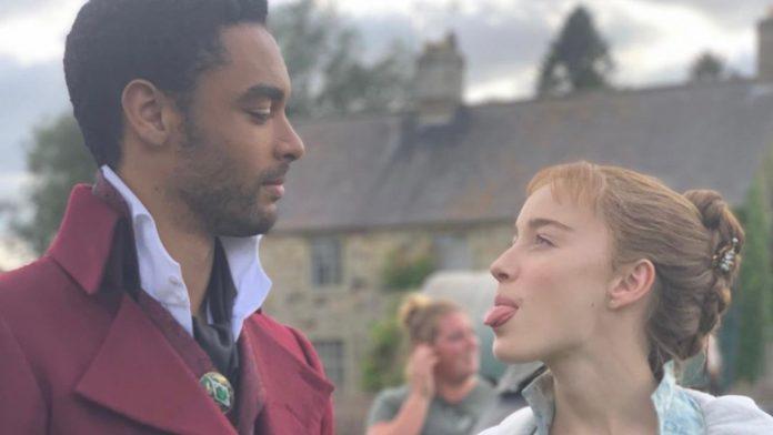 Il Duca di Hastings e Daphne Bridgerton