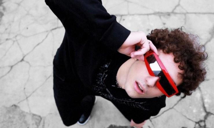 Il giovane cantante Tancredi Cantù Rajnoldi