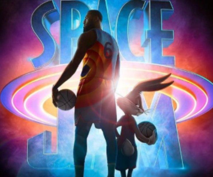Space Jam 2. James Lebron. Fonte: Getty
