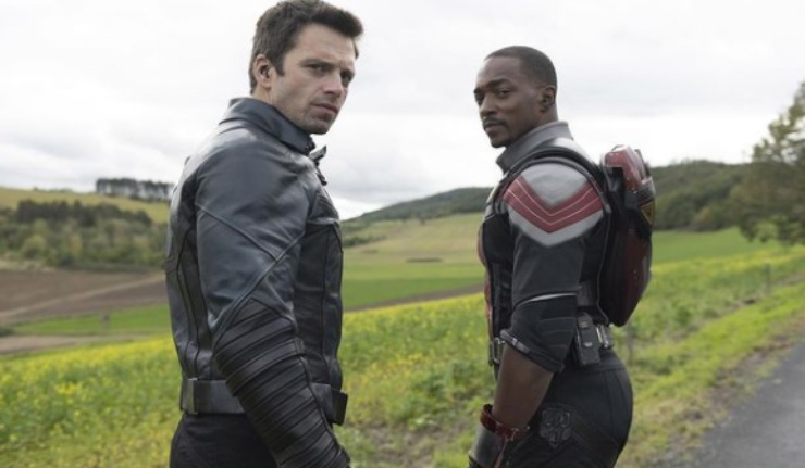 """""""The Falcon & Winter Soldier"""""""