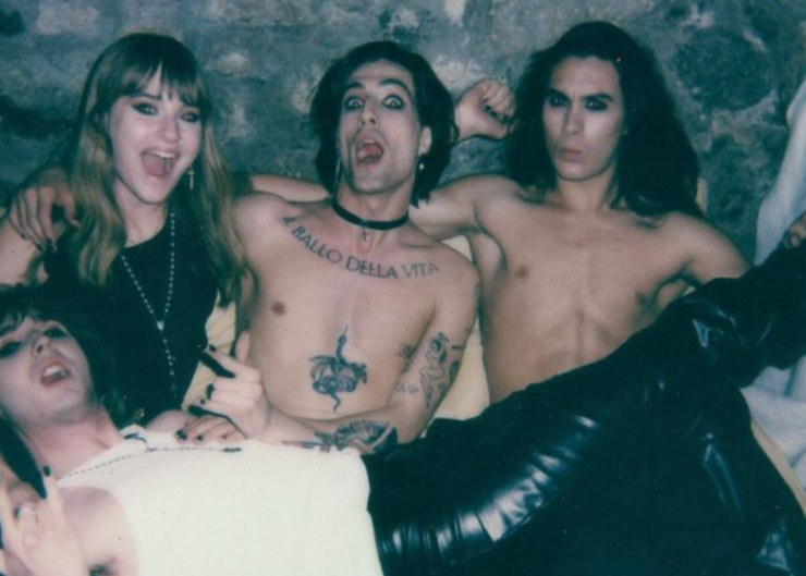Maneskin Band. Fonte: Instagram