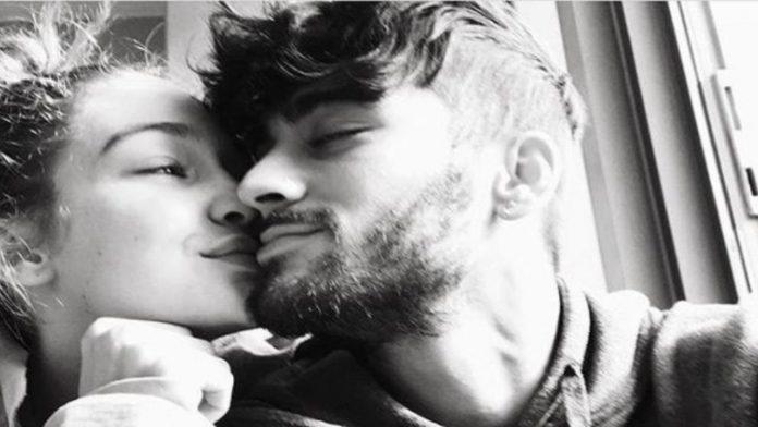 Gigi e Zayn. Fonte: Instagram