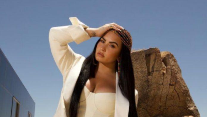 Demi Lovato. Fonte: Instagram