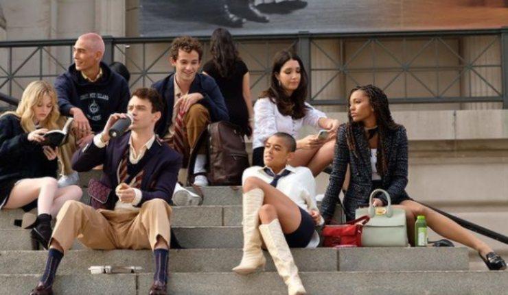Gossip Girl Cast. Fonte: Instagram