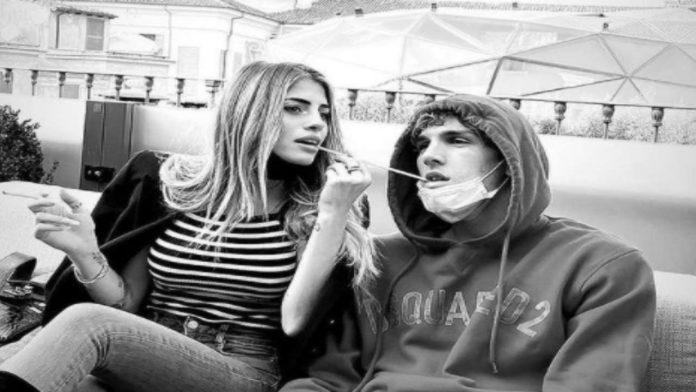 Chiara Nasti e Nicolo' Zaniolo. Fonte: Instagram