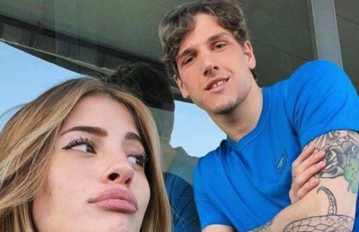 Nasti e Zaniolo Coppia. Fonte: Instagram