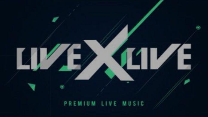 LiveXLive evento. Fonte: Social