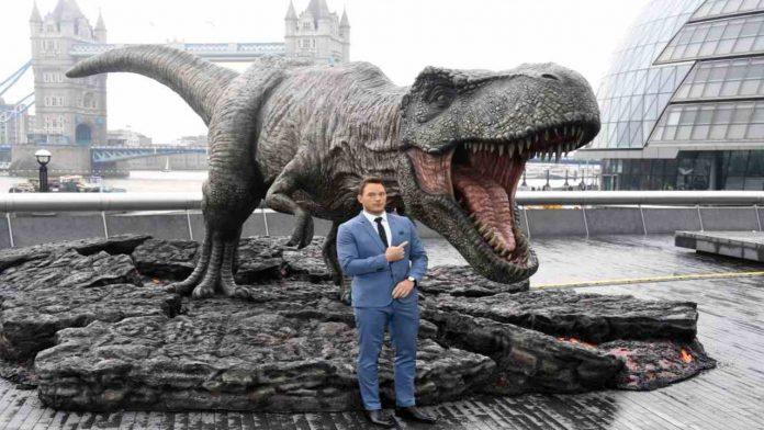 Jurassic Park, presentazione di
