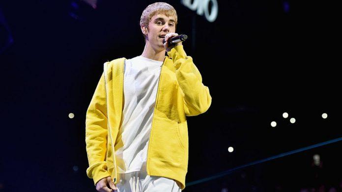 Justin Bieber, cantante famoso
