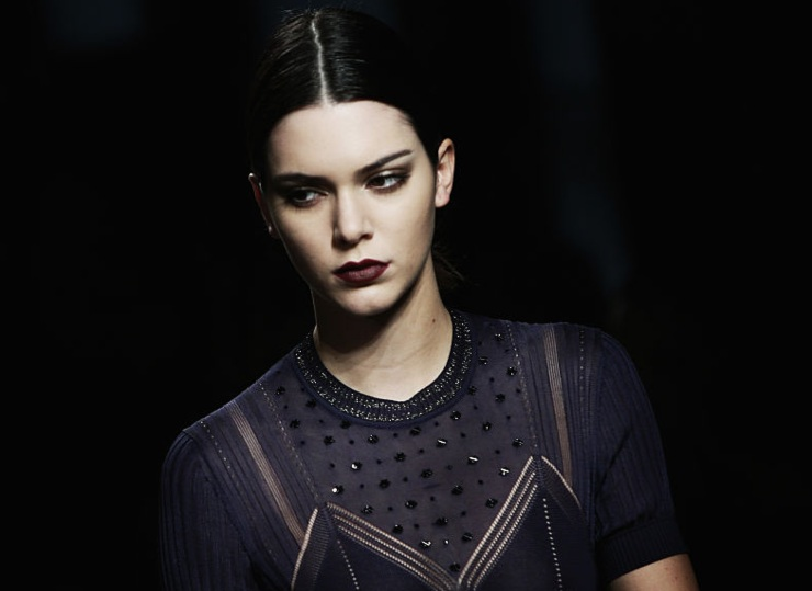 Kendall Jenner, modella statunitense - Fonte: Getty Images